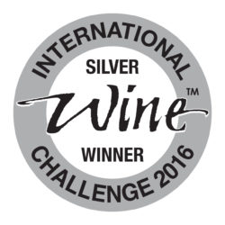 Solaris Dry - Silver international wine challenge award 2016