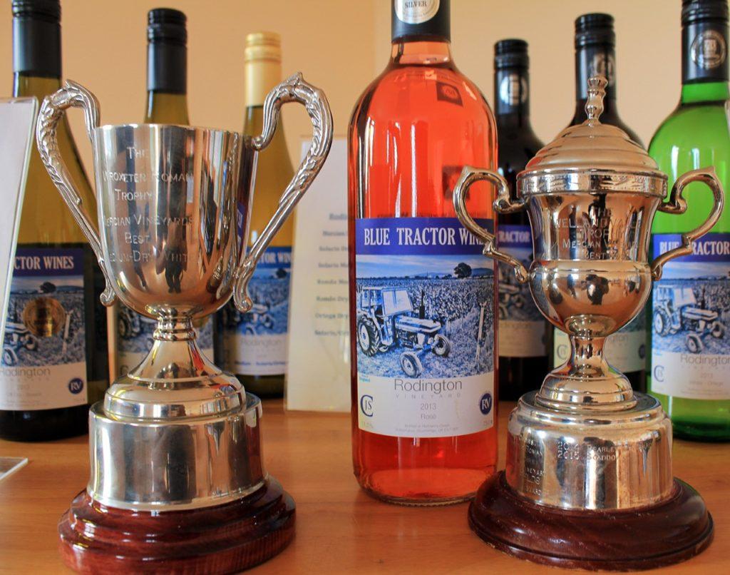 Trophies 2016
